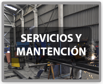 Mantención y Servicios